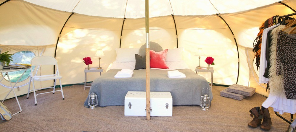 Portobello Tents Lotus Mahal Tent