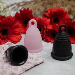 Reusable menstrual Selenacups