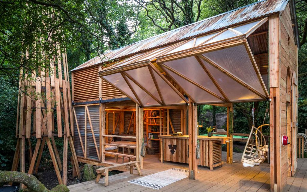 Eco Glamping Cabin