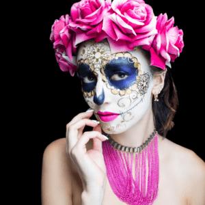 Halloween Make-up face