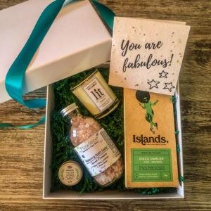 Eco Pamper Gift Box - Fabulous