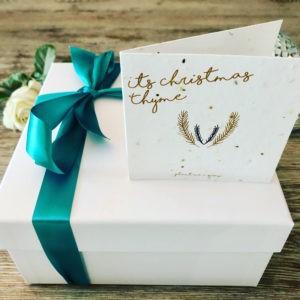 Eco Xmas Gift Box