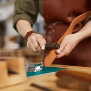 Handmaking crafts