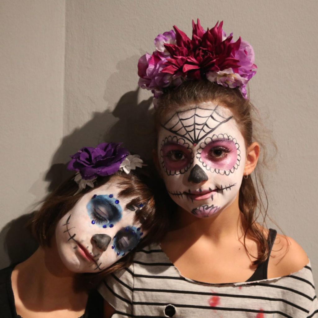 Halloween children fancy dress