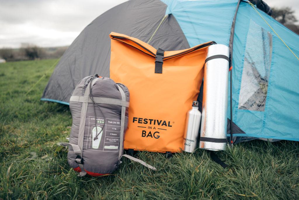 Festival in a Bag kit
